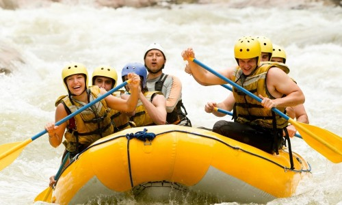 Extreme Sports_Water Rafting