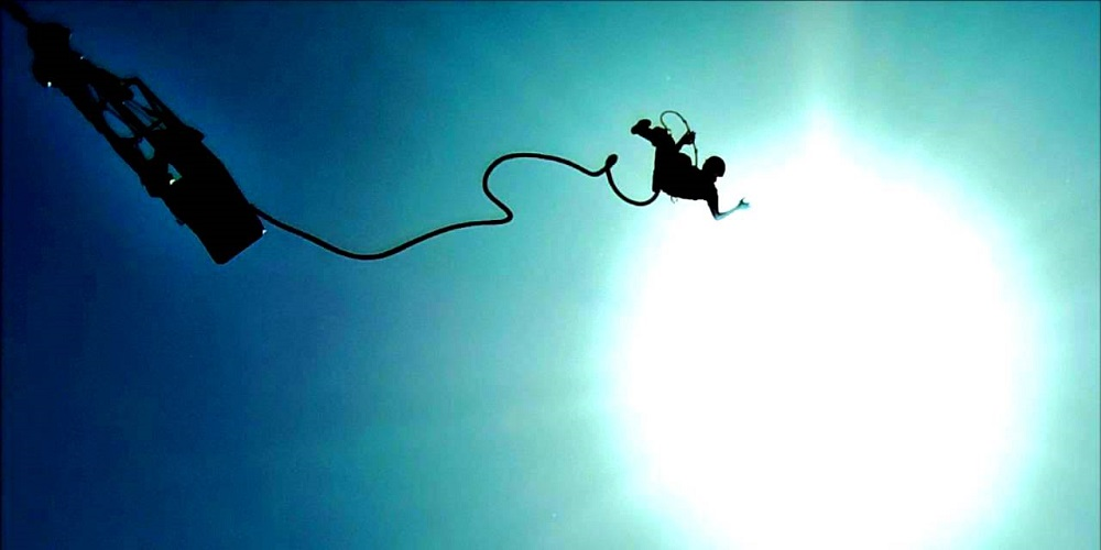 Bungee Jumping Adventure Sports in India
