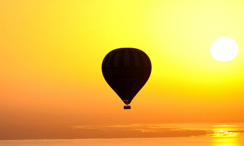 Hot Air Ballooning Activities in India