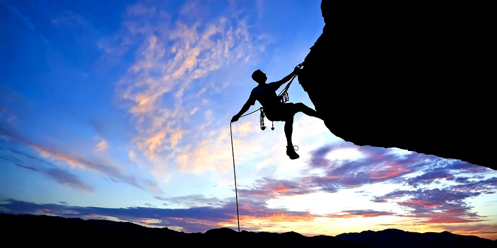 Rock Climbing Activities in Pachmarhi