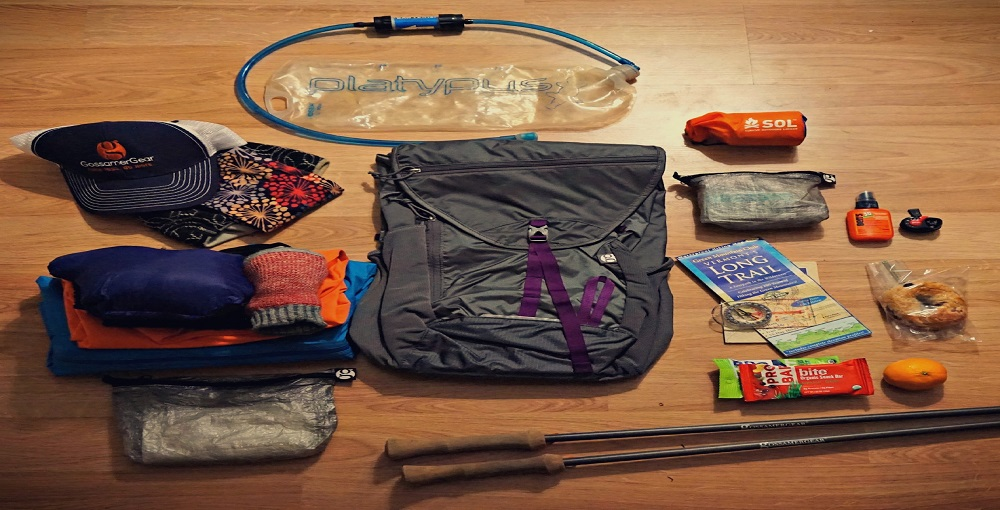 Hiking Essentials Gear Things you must Carry on a Trek