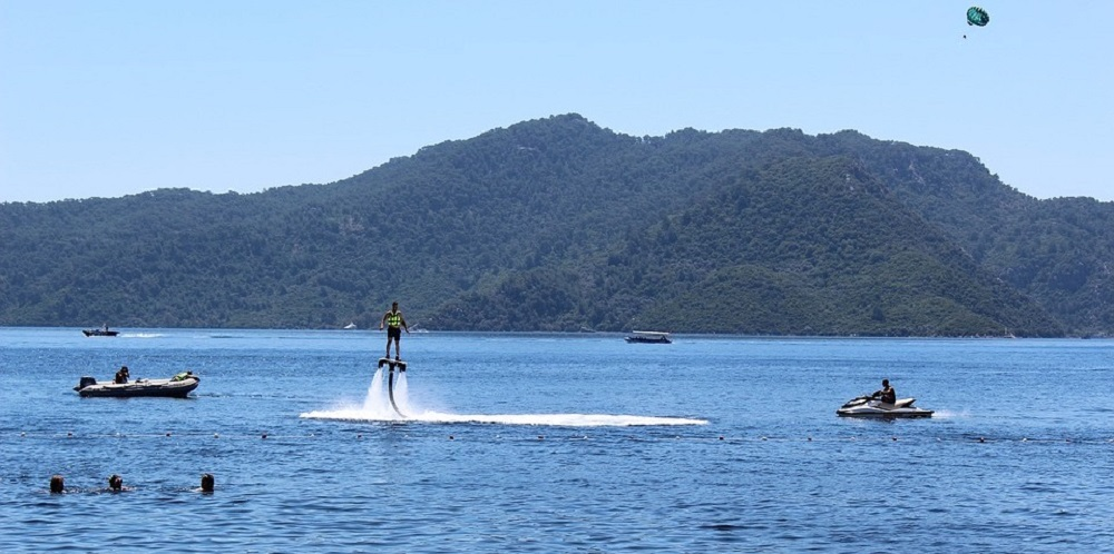 Flyboarding Activities