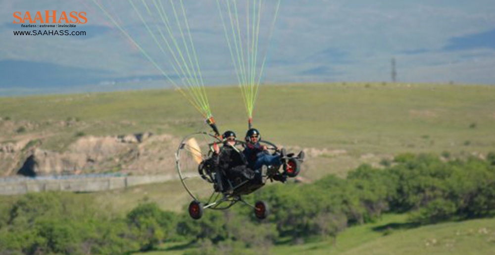 Things you didn't know about paragliding | Saahaas - Extreme Sports