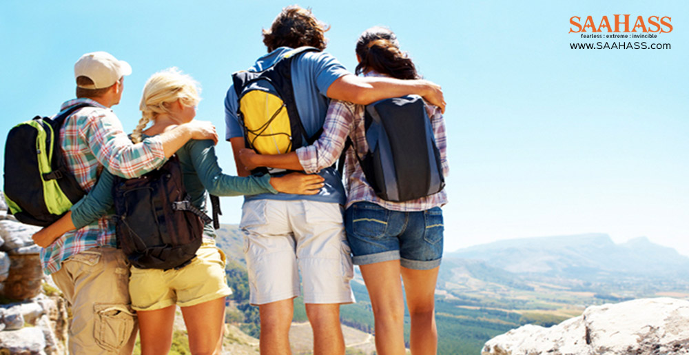 Team up with your travel buddy
