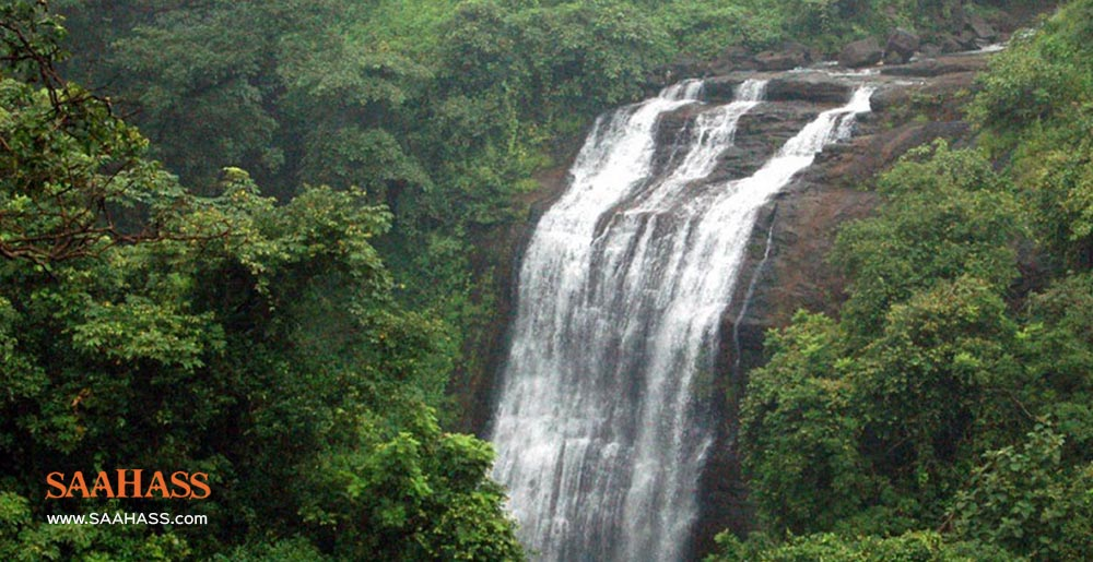 Vihigaon Waterfalls